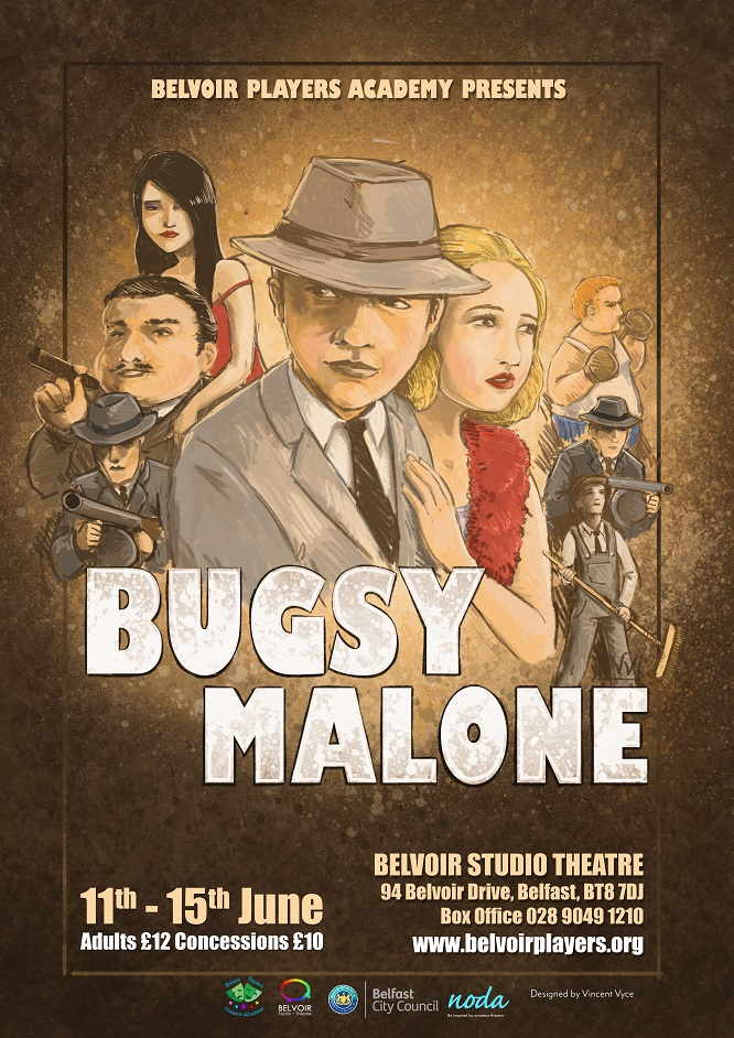 Belvoir Players Academy present Bugsy Malone