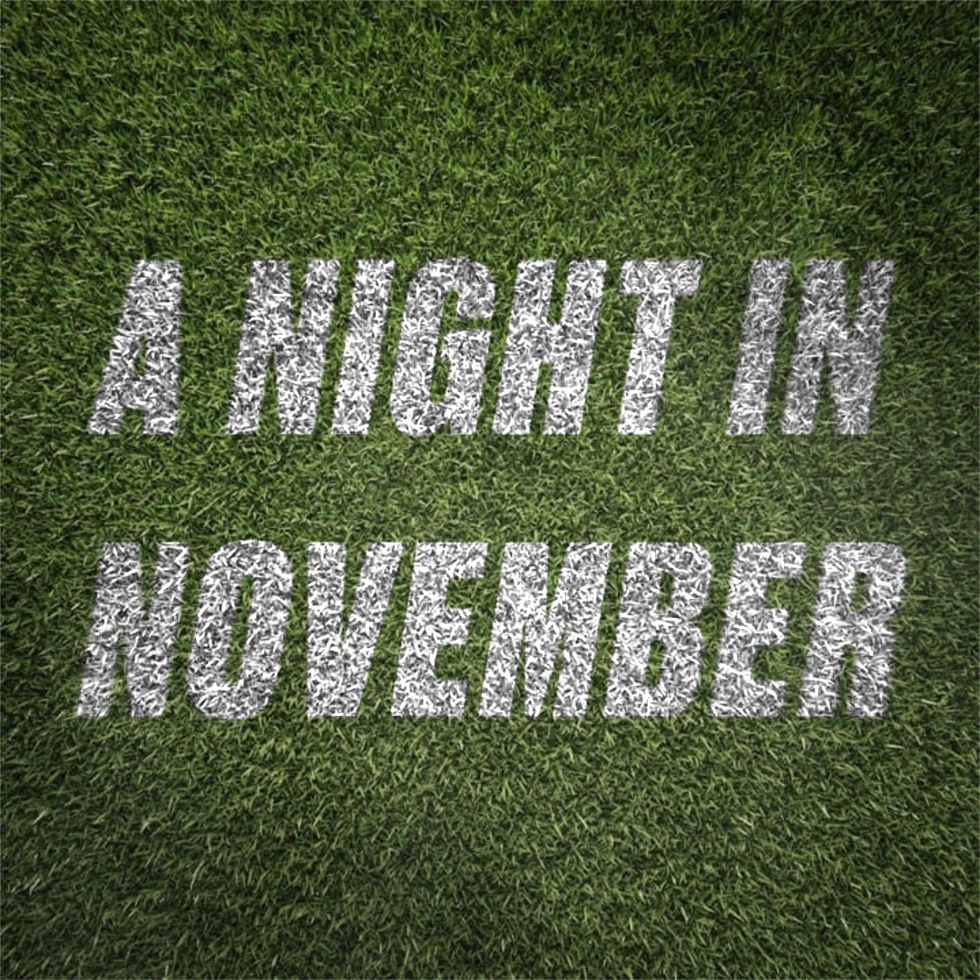 A Night In November by Marie Jones