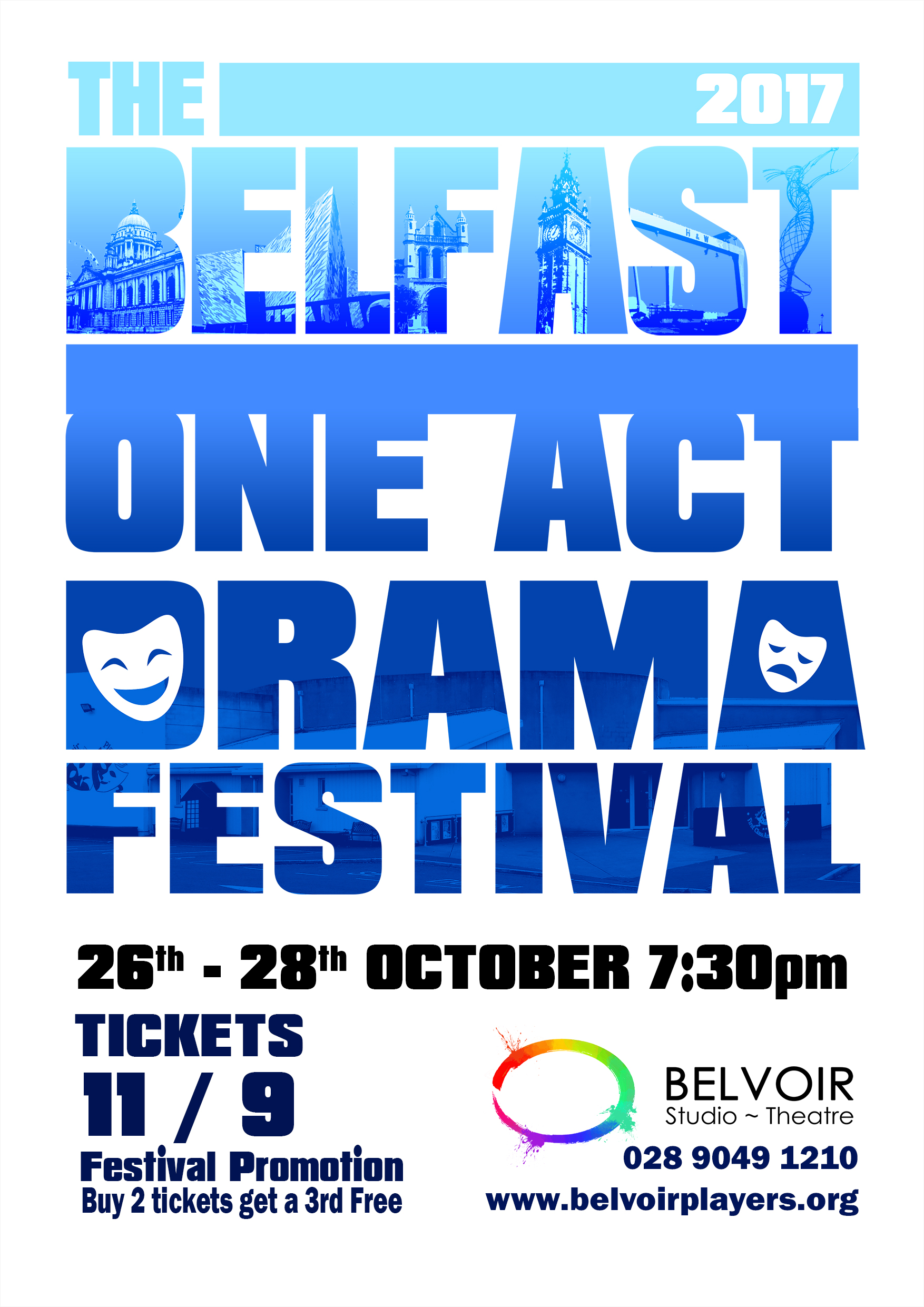 Belfast One Act 1 2017 small