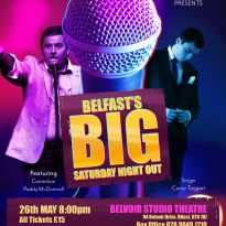 Big Belfast Night Out poster small