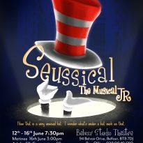 Seussical the musical poster small
