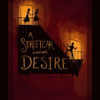 Streetcar named desire poster small