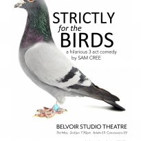 Strictly for the Birds poster