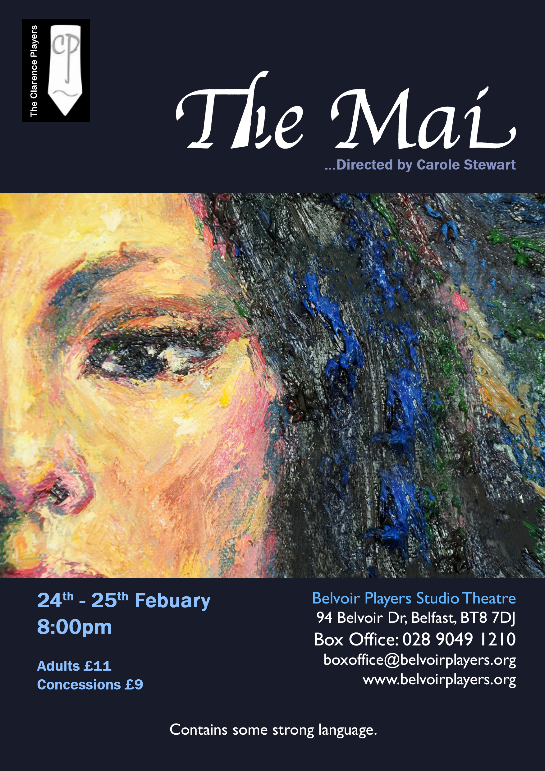 The Mai Poster small