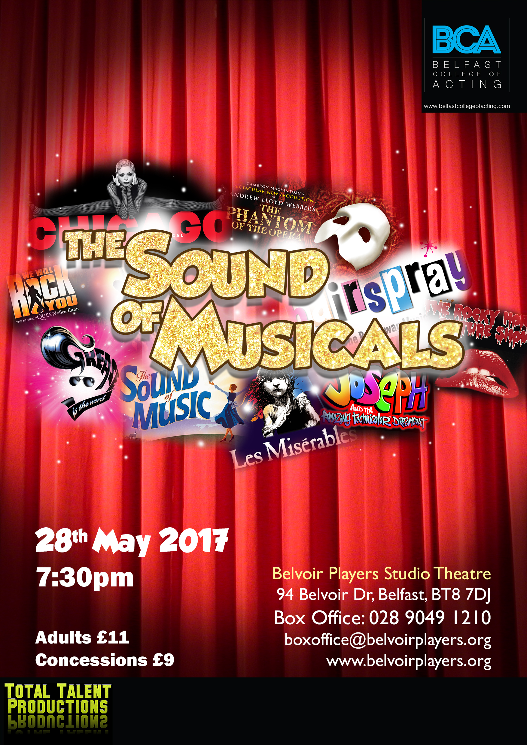The Sound of Musicals small