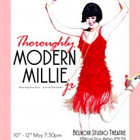 Thoroghly Modern Millie Poster small