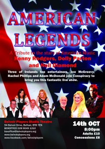 american legends poster small