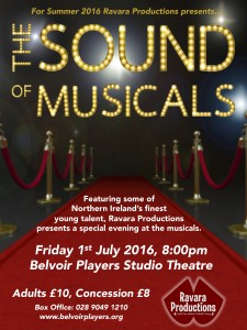 sound of musicals poster